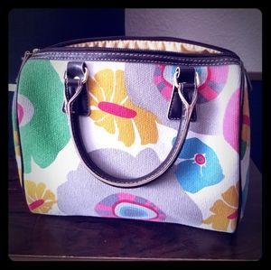 Victoria Secret floral purse